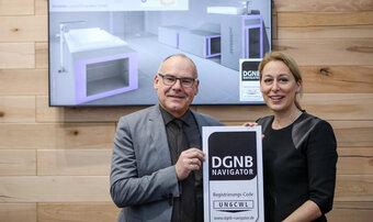 JACKON Insulation ist erster Bauplattenhersteller mit Umwelt-Produktdeklaration und Listung im DGNB Navigator: