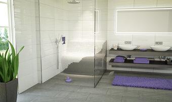 S-Kits von JACKOBOARD geben dem Bad eine neue Form