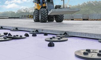 JACKODUR<sup>®</sup> - Der Dämmstoff für höchste Anforderungen: Vom DIBt für erdbebengefährdete Gebiete und Parkdecks zugelassen